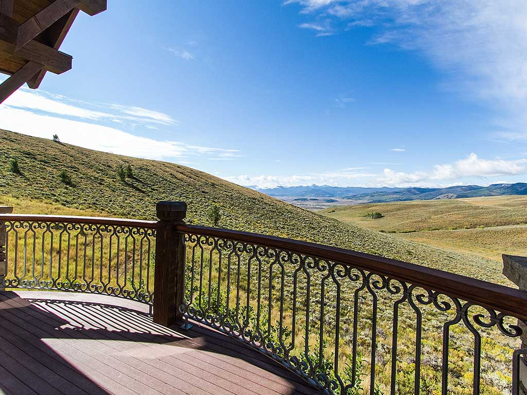Luxury mountain homes for sale upscale real estate for Grand ranch